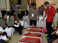PDIP Resmi Mendaftarkan Diri Jadi Peserta Pemilu 2019