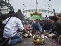 Ribuan Warga Yogyakarta Hadiri Syukuran Pelantikan Gubernur DIY