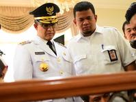 Pelantikan Gubernur DKI Jakarta: Polisi-TNI Amankan Istana