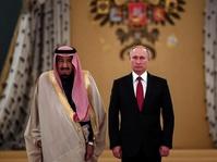 Di Balik Kunjungan Raja Salman ke Rusia