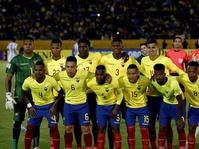 Federasi Sepakbola Ekuador Jatuhi Sanksi Lima Pemain