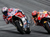 Marquez dan Pedrosa Kaget Dovizioso Melesat di MotoGP Jepang