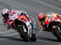 Hasil MotoGP Australia: Marquez Terdepan Ungguli Rossi dan Vinales