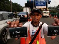 BUJT Akan Sebar Kartu E-Toll di Gerbang Tol Non Tunai