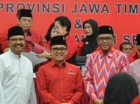 Pilgub Jatim 2018: PDIP Sebut Emil Dardak Tak Maju dari Partai Lain
