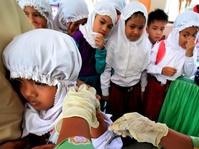 Kemenkes: 66 Persen Kasus Difteri Serang Pasien Tidak Diimunisasi