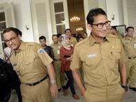 Reklamasi Jakarta: Sandi Minta Pemprov Tak Diadu dengan Pemerintah