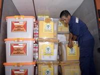 Berkas 14 Parpol Dinyatakan Lengkap Oleh KPU