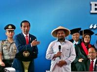Presiden Jokowi Minta Masyarakat Awasi Penggunaan Dana Desa