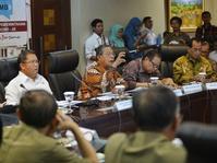 Menteri Darmin Klaim Proyek Infrastruktur Dorong Pemerataan