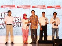 Tujuh Pemuda Raih Penghargaan SATU Indonesia Award 2017