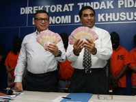 Kasus Penipuan Rp400 Miliar Berkedok Jual Pulsa Dibongkar Polisi