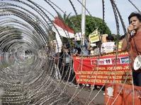 Demo Mahasiswa 3 Tahun Jokowi: Tersangka Tidak Sepatutnya Ditahan