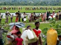 Jumlah Pengungsi Rohingya Hampir 600 Ribu, PBB Butuh Rp5,8 Triliun