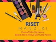 Drama Korea Memikat Penggemar Membeli Produk K-Beauty