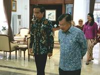 Wapres JK Diminta Presiden Jokowi Jadi Saksi Nikah Kahiyang