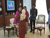 Diminta Jadi Saksi Pernikahan Kahiyang, Wapres JK Merasa Terhormat