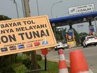 Presiden Jokowi Tegaskan E-Toll Mempercepat Pelayanan