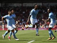 Hasil Leicester City vs Manchester City Skor Akhir 0-2