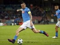 Hasil RB Leipzig vs Napoli di Liga Eropa Skor Akhir 0-2