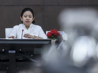 Reaksi Puan Maharani Soal Peluangnya Dampingi Jokowi di Pilpres
