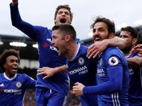 Hasil West Bromwich vs Chelsea Skor Akhir 0-4