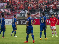 Live Streaming TV One: Persib vs Perseru Minggu 12 November 2017