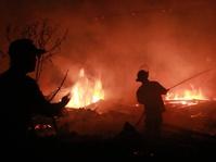 Kebakaran Pasar Gembrong Lama Diduga Akibat Korsleting