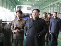 Trump Ancam Kim Jong-un soal Nuklir Saat Kunjungan ke Korea Selatan