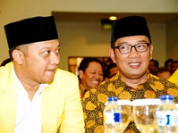 Resmi, Golkar Cabut Rekomendasi Ridwan Kamil sebagai Cagub