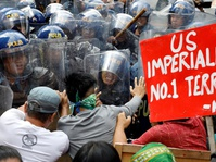 Sesumbar Fasis Duterte untuk Jegal Gerilyawan Komunis Filipina
