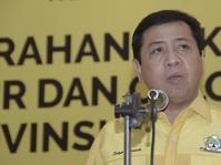DPP Golkar akan Bahas Status Setya Novanto dalam Rapat Pekan Depan