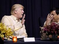 Trump Ramah pada Duterte, Sebut Filipina Penting untuk Militer