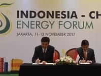 Indonesia Dorong Cina Investasi di Bidang Energi Baru Terbarukan