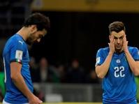 Italia Gagal Lolos Piala Dunia 2018 Setelah Tahan Imbang Swedia 0-0