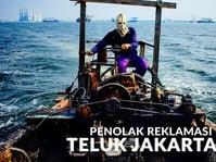 Melawan Reklamasi Teluk Jakarta