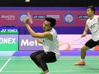China Open 2017: Ahsan/Rian Ikuti Kevin/Marcus Tembus Delapan Besar