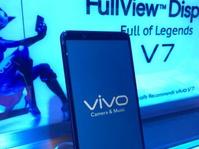 Vivo Terapkan Teknologi Sensor Sidik Jari di Layar