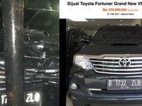 Polisi: Kecepatan Mobil Setnov 40 Km/Jam Saat Tabrak Tiang Lampu