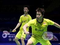 China Open 2017: Kevin/Marcus Maju ke Semi Final