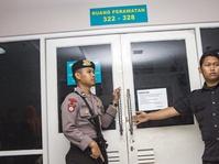 Periksa 4 Saksi, Polisi Masih Olah TKP Kecelakaan Setya Novanto