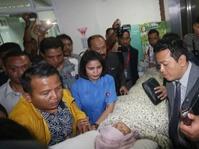 Setya Novanto Dijebloskan ke Rutan KPK