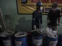 Gerebek Pabrik PCC di 3 Kota, BNN Tahan 21 Orang & Sita Jutaan Pil