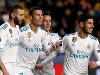 Hasil Real Madrid vs Girona di Liga Spanyol Skor Akhir 6-3