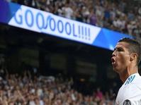 Cristiano Ronaldo Pimpin Daftar Top Skor Sementara Liga Champions