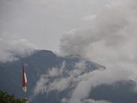 Wagub Bali Minta Masyarakat Tenang Setelah Meletusnya Gunung Agung