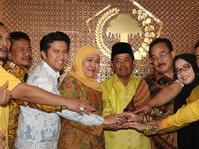 Resmi Maju Pilgub Bareng Emil Dardak, Khofifah Segera Lapor Jokowi