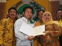 Golkar Buka Peluang Evaluasi Dukungan ke Khofifah-Emil Dardak