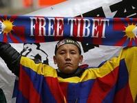 Kibaran Bendera Tibet di Divisi Keempat