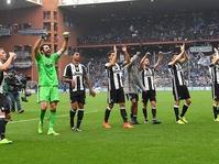 Hasil Liga Italia: Juventus vs AS Roma Skor Akhir 1-0